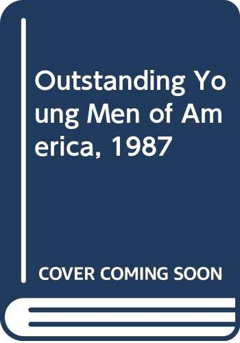 9789997310811: Outstanding Young Men of America, 1987