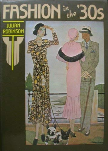 9789997316608: Fashion in the 30s