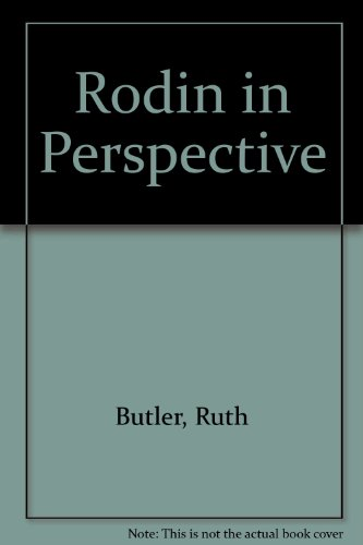 9789997354457: Rodin in Perspective