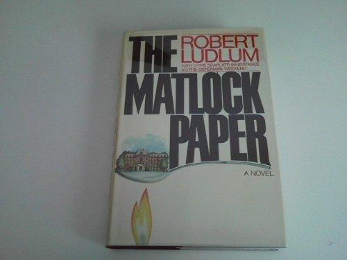 9789997362193: The Matlock Paper