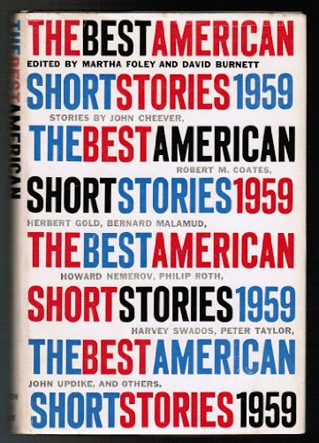 9789997371256: Best American Short Stories: 1959