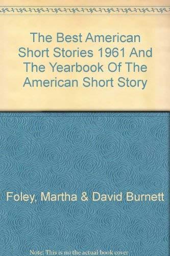 9789997371331: Best American Short Stories: 1961