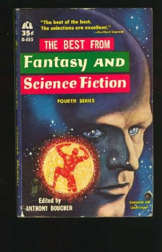 Best from Fantasy and Science Fiction: 4th Series (9997374398) by Anthony Boucher; J. Francis McComas