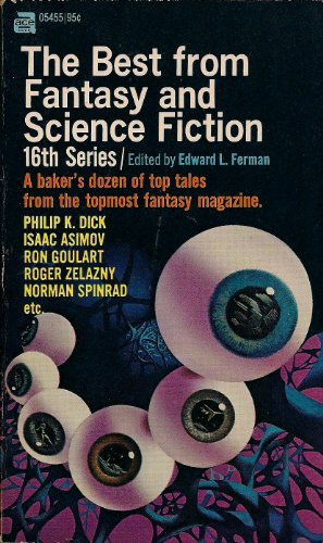 9789997376411: The Best from Fantasy and Science Fiction: 16th Series