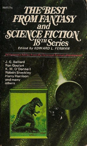 9789997376435: The Best from Fantasy and Science Fiction, 18th Series