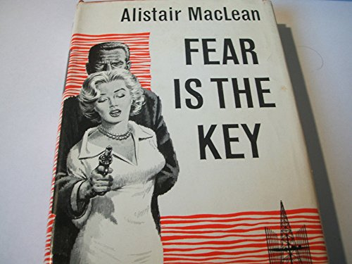 9789997402592: Fear is the Key