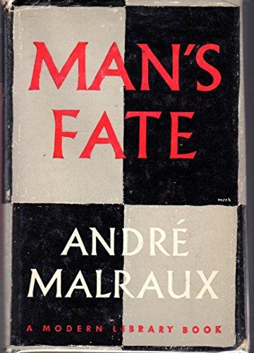 9789997402646: Man's Fate (La Condition Humaine)