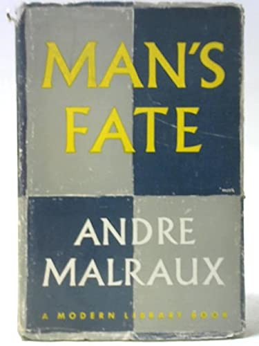 9789997402646: Man's Fate (La Condition Humaine)