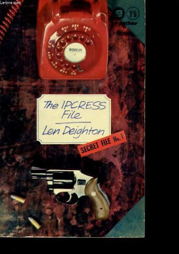 9789997404961: Ipcress File