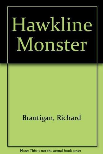 9789997404992: Hawkline Monster