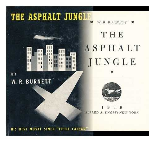 9789997405265: Asphalt Jungle