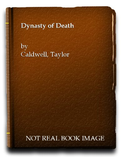9789997405371: Dynasty of Death