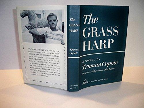 9789997405487: The Grass Harp