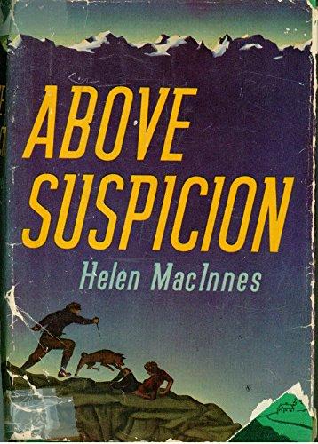 9789997405692: Above Suspicion