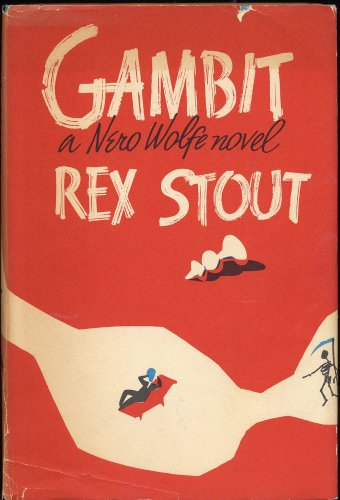 9789997405746: Gambit: A Nero Wolfe Novel