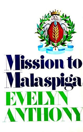 9789997406101: Mission to Malaspiga