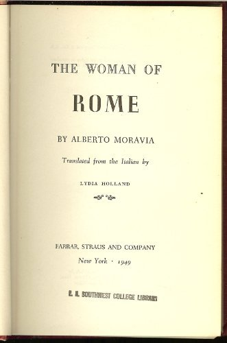 9789997406224: The Woman of Rome