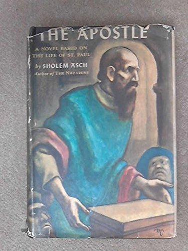 The Apostle: Asch, Sholem
