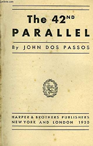 9789997406477: 42nd Parallel