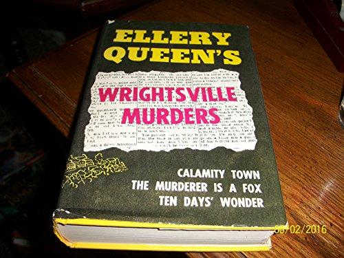 9789997408198: Wrightsville Murders and Ellery Queenom