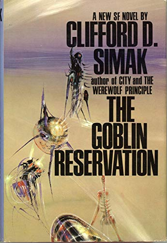 9789997408587: The Goblin Reservation