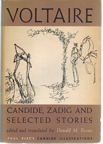9789997408631: Voltaire's Candide Zadig and Selected Stories