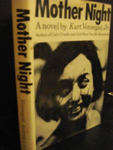 Mother Night Vonnegut, Kurt, Jr
