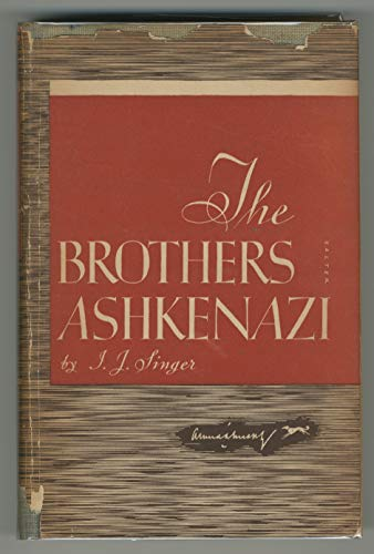 9789997408853: The Brothers Ashkenazi -- Translated from the Yiddish By Maurice Samuel