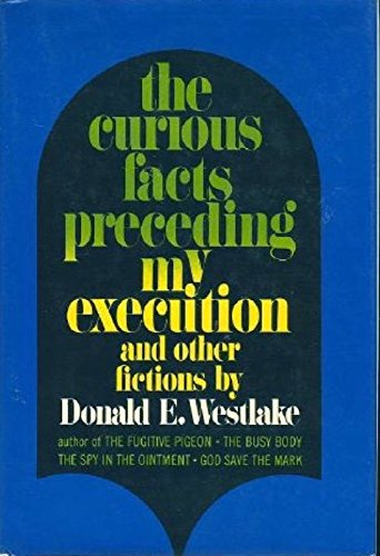9789997410030: Curious Facts Preceding My Execution
