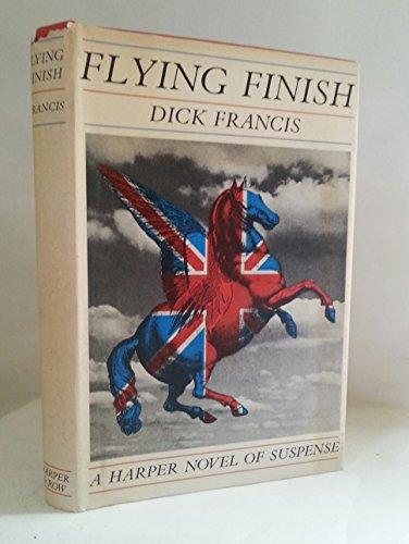 9789997410191: Flying Finish