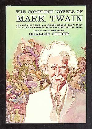 9789997410771: Complete Novels of Mark Twain