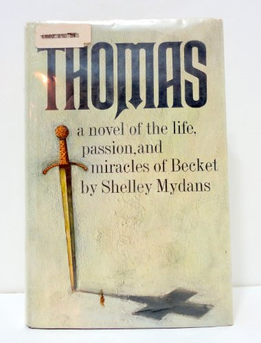9789997411976: Thomas a Novel of the Life Passions and Miracles of Becket