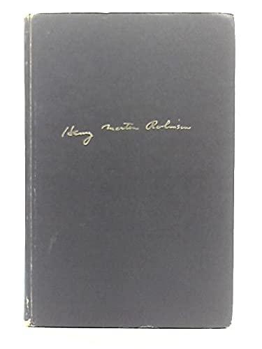 The Cardinal: Robinson, Henry Morton