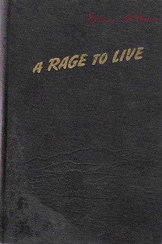 9789997412805: Rage to Live