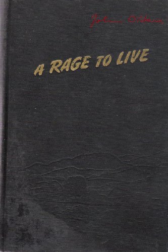 9789997412805: Rage to Live