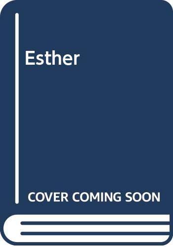 9789997413031: Esther