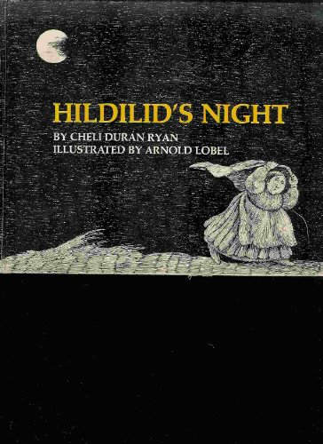 9789997426024: Hildilids Night