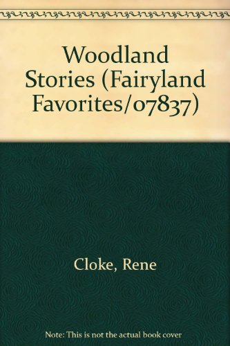 9789997428042: Woodland Stories (Fairyland Favorites/07837)