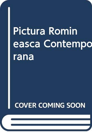 Pictura Romineasca Contemporana: Petrescu, Ion