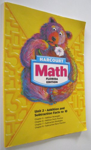 Harcourt Math Unit 2 Addition and Subtraction: Maletsky, Andrews, Bennett,