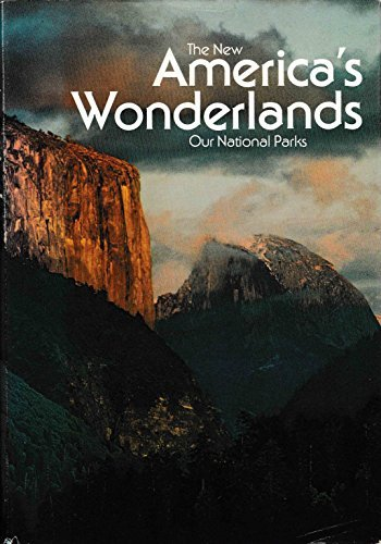 9789997450135: The New America's Wonderlands: Our National Parks