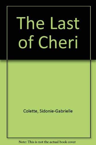 9789997498007: The Last of Cheri