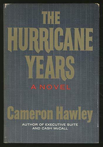 9789997499806: Hurricane Years