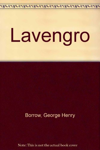 Lavengro: Borrow, George Henry