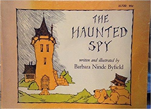9789997502056: The Haunted Spy