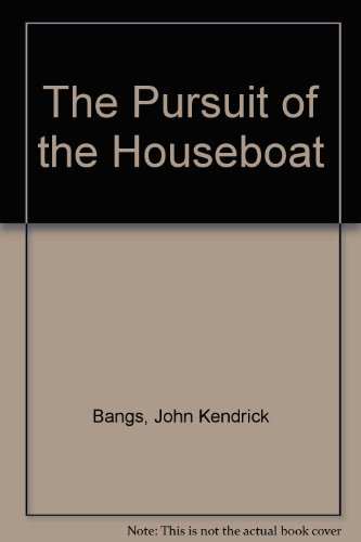 9789997505620: The Pursuit of the Houseboat