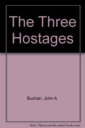 9789997506962: The Three Hostages