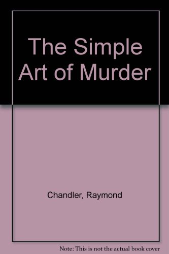 9789997507518: The Simple Art of Murder