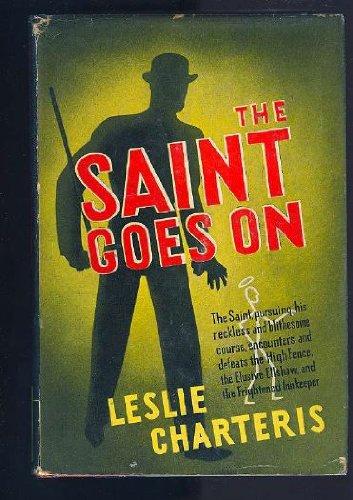 9789997507884: The Saint Goes on