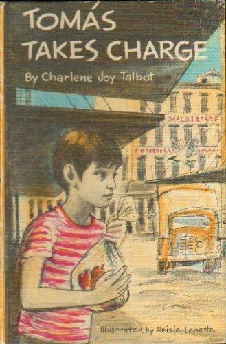 Tomas Takes Charge: Talbot, Charlene Joy